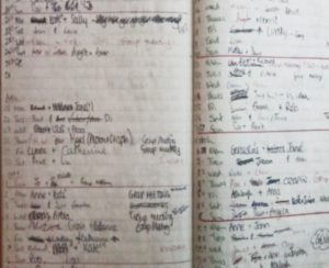 An ancient Rota list from the pre-Three Rings days